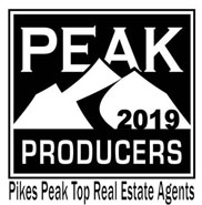 Peak Producers 2019 - Pikes Peak Top Real Estate Agents